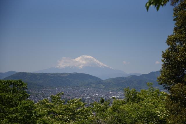 富士登山は、娘への贈り物